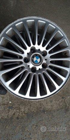 "Cerchi in lega BMW Serie 1 da 17"""