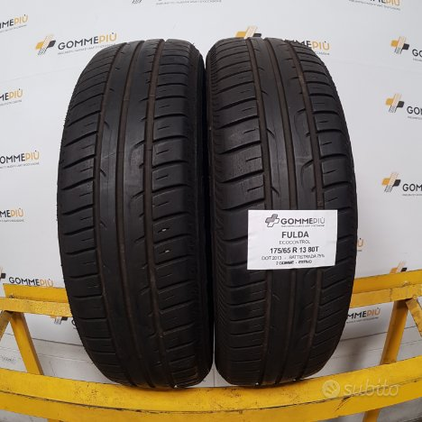 Gomme estive usate 175/65 13 80T