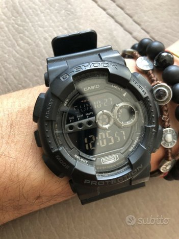 G Shock Casio Marcelo Burlon limited edition