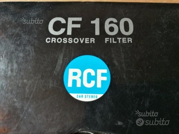 Crossover rcf