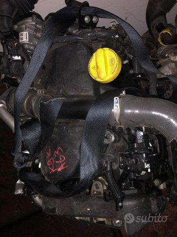Motore Nissan K9K - A6