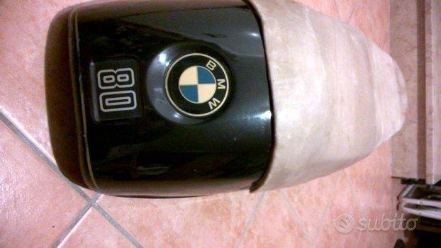 Sella completa per moto BMW boxer R80 R90 R100