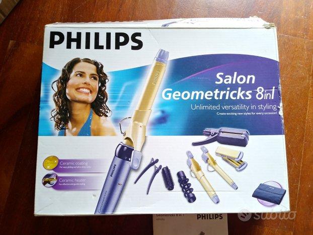 Philips piastra capelli beauty salon