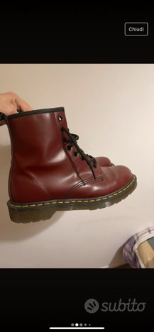 Dr Martens NUOVE