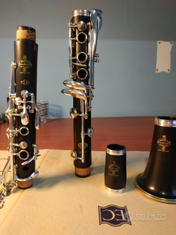 Clarinetto professionale Crampon Buffet S1
