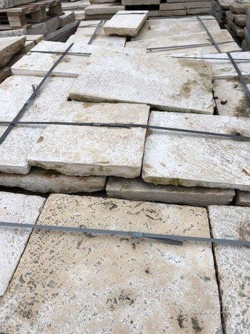 Pietra di recupero selezionate x pavimenti e scale