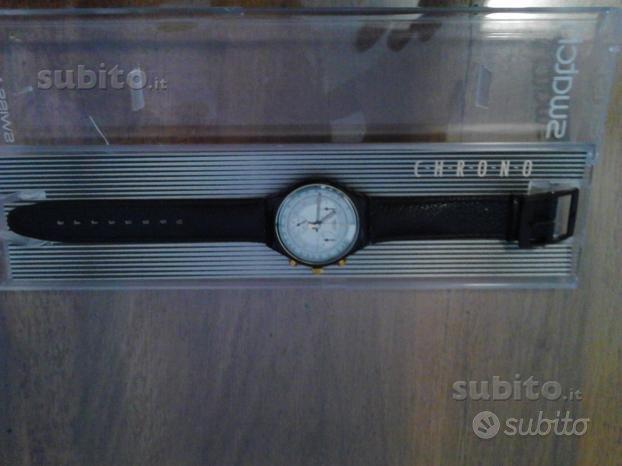 Orologio Crono Swatch