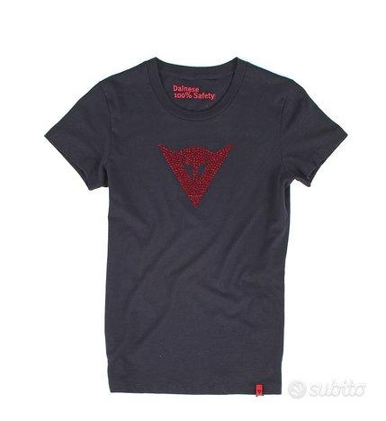 T-shirt dainese shine logo lady