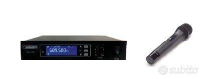 SENNHEISER XSW 1 835 - A-Band radiomirofono