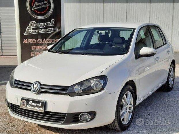 Volkswagen golf 6 1.4 tsi highline 5p- 2010