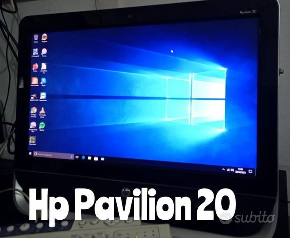 Hp Pavilion 20 All-in-One