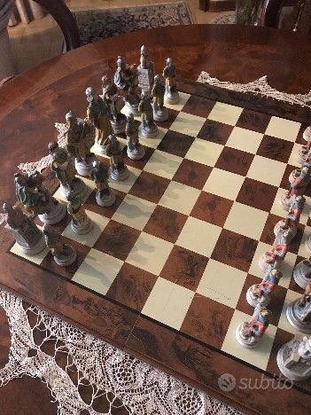 Scacchiera La Battaglia di Camelot Edizioni De Ago