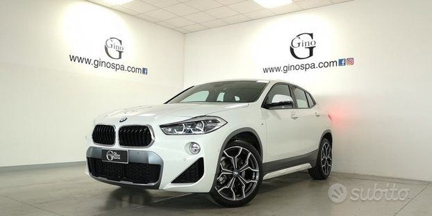 BMW X2 sDrive18d Msport-X