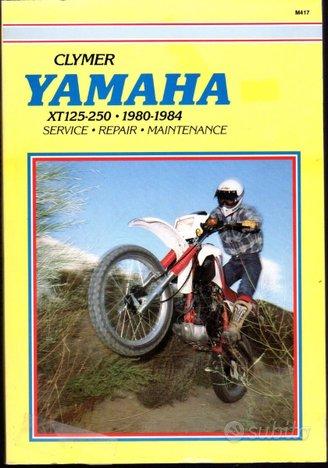 Manuali x Yamaha XT-TT-IT-DT-YZ Vintage