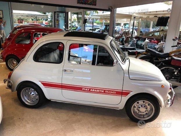 Subito Impresa+ - Auto in Palermo - ABARTH 595 L Anche ...
