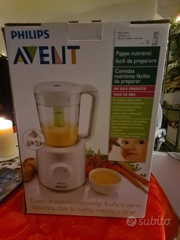 Avent EasyPappa - Cuocipappa all in one