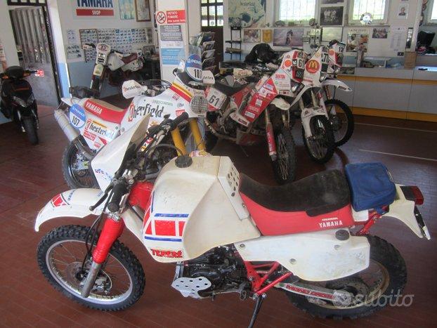 Yamaha XT 600 - 1983 ASI