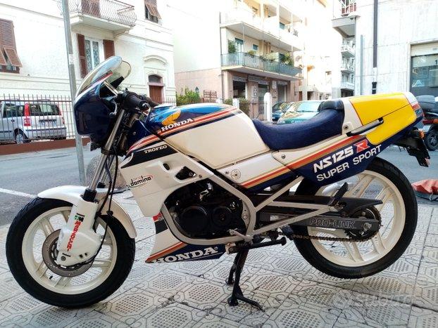Honda NS125R 1986