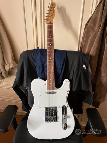 Fender telecaster playerseries mexican made Bianca