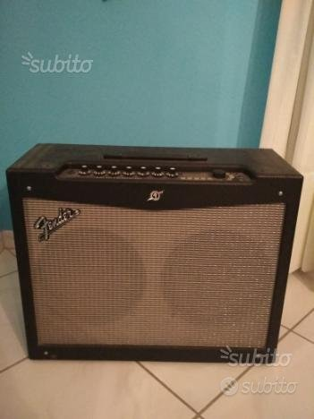 Fender mustang iv v2+fender footswitch a 4pulsanti