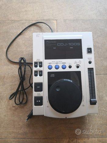 Giradischi Pioneer cdj 100s