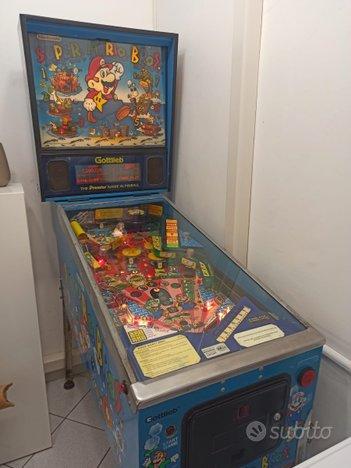 Flipper Nintendo SuperMario