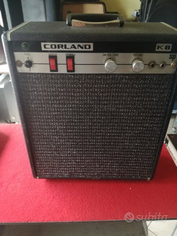 Amplificatore Combo Corland K 8 Sp -3470083722-