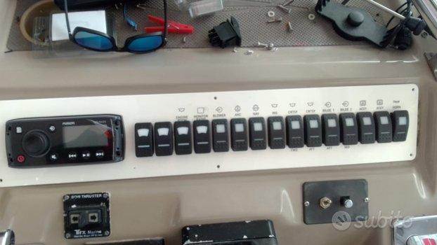 Elettricista nel ambito nautico