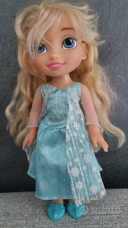 Bambola Elsa Frozen originale