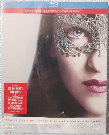 50 sfumature di nero / rosso (steelbook - Blu-Ray)