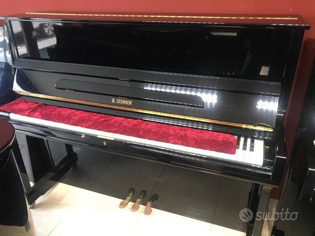 B. Steiner BS118SP | Pianoforte verticale - Usato