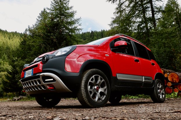 Fiat Panda Cross 4x4 1.3 Mjt 95 cv 2018