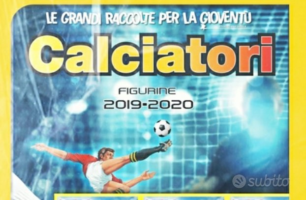 Calciatori Panini 2019 2020 Base Film Campionato