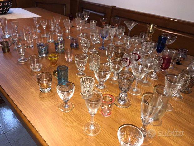 Collezioni di 85 bicchierini