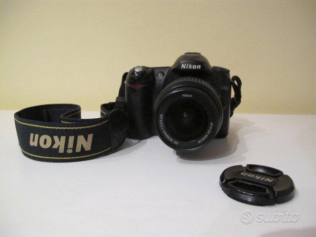 Fotocamera Nikon D50