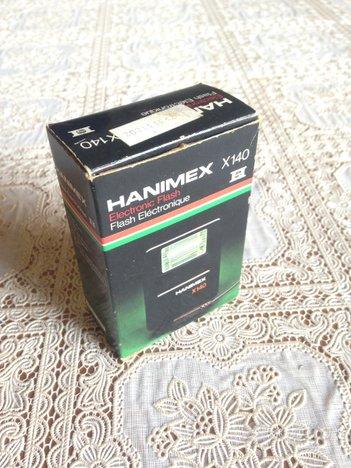 Lampeggiatore elettronico Hanimex X140