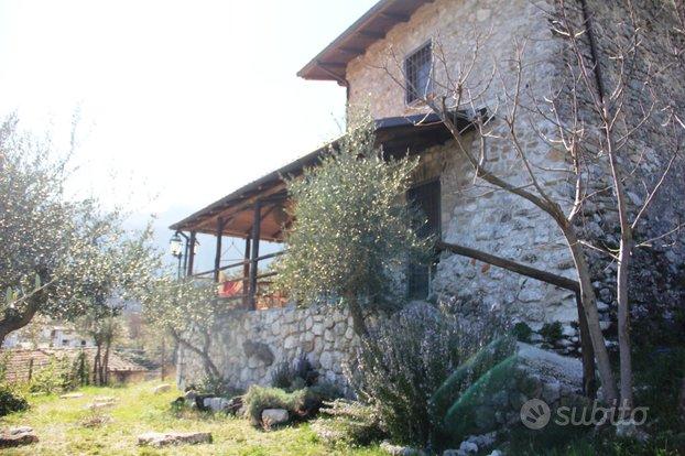 Morino - Valle Roveto - casa indipendente