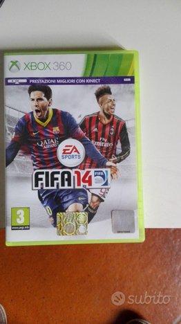 XBox 360 Videogioco Fifa14