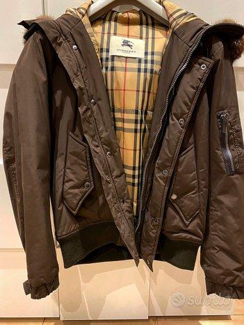 Burberry giacchetto