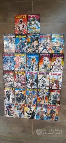 Ken il guerriero serie completa manga