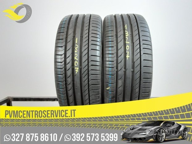 Gomme Usate 225/45/ 17 91V Continental Estive