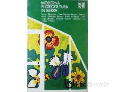 Moderna floricoltura in serra