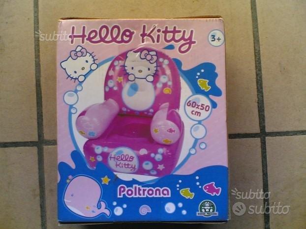 Poltrona Hello Kitty
