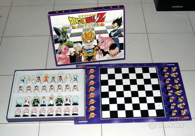 Dragon Ball scacchi