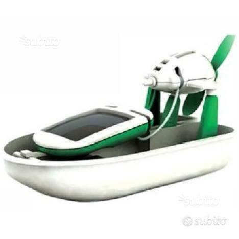 Kit Robot solare 6 in 1