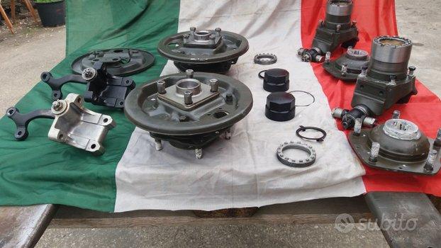 FIAT Campagnola AR 59 55 Mozzi ruote revisionati