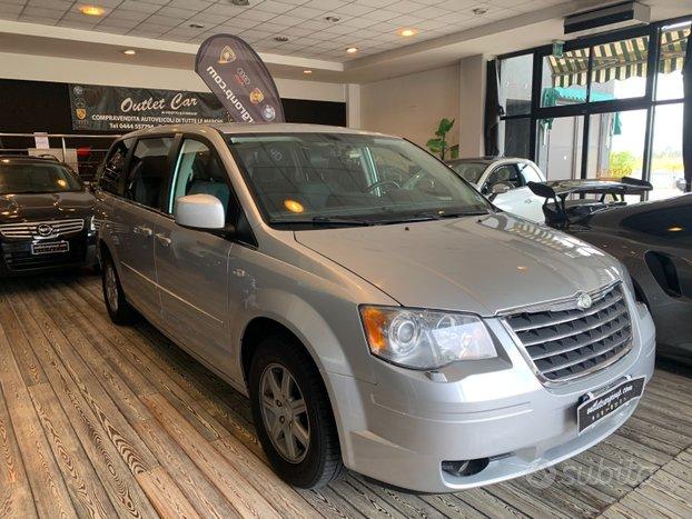 Chrysler grand voyager 2,8 crd/unico prop/full