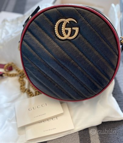 Borsa tracolla GG Marmont Gucci originale nuova