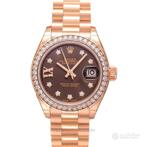 [NUOVO] Rolex Lady Datejust 279135rbr-0001G Brown