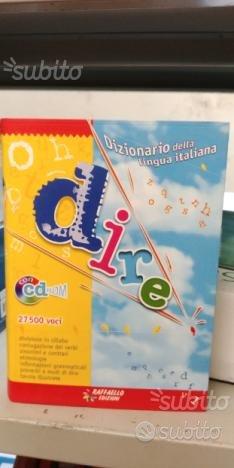 Dizionario della Lingua Italiana CD Rom